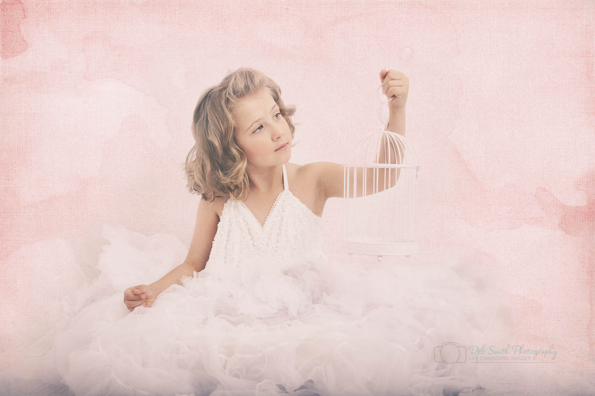 Luxury children's portraits