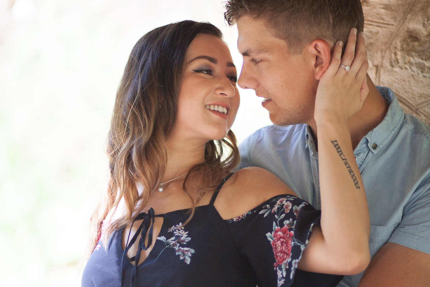 Photos of couples who are engaged