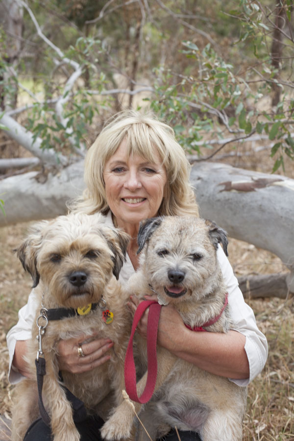 Sue is a trainer with Bark Busters